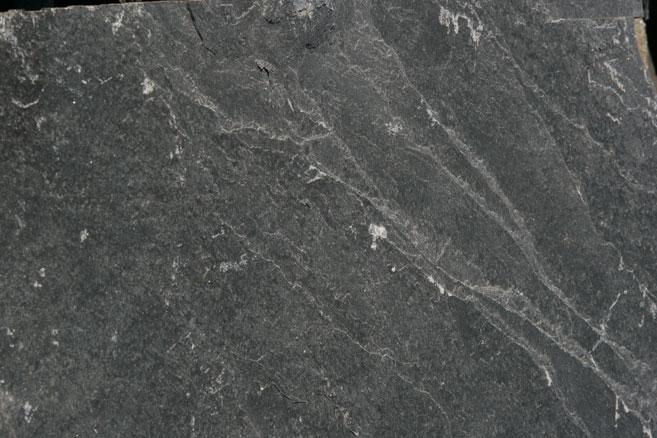 Black Slate Rock : Sunburst rock flagstone black slate